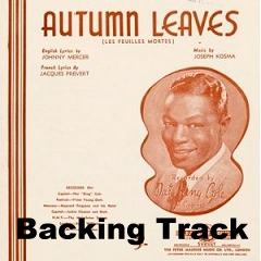 Autumn Leaves Base Musicale